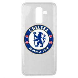 Чехол для Samsung J8 2018 FC Chelsea