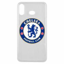 Чехол для Samsung A6s FC Chelsea