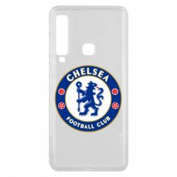 Чехол для Samsung A9 2018 FC Chelsea