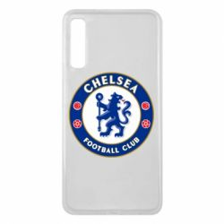 Чехол для Samsung A7 2018 FC Chelsea
