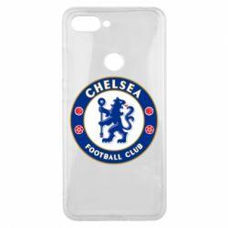 Чехол для Xiaomi Mi8 Lite FC Chelsea