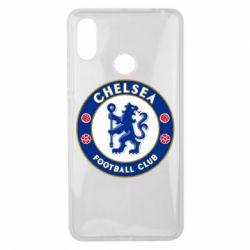Чехол для Xiaomi Mi Max 3 FC Chelsea