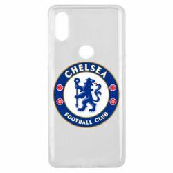 Чехол для Xiaomi Mi Mix 3 FC Chelsea