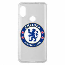 Чехол для Xiaomi Redmi Note 6 Pro FC Chelsea