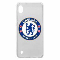 Чехол для Samsung A10 FC Chelsea