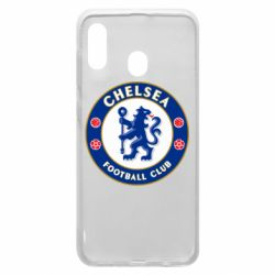 Чехол для Samsung A20 FC Chelsea