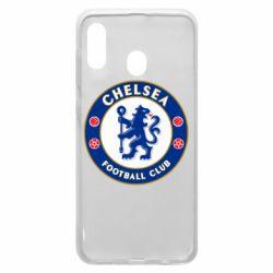 Чехол для Samsung A30 FC Chelsea