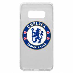 Чехол для Samsung S10e FC Chelsea