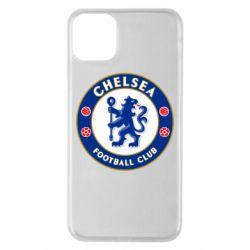 Чехол для iPhone 11 Pro Max FC Chelsea