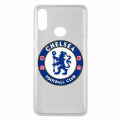 Чехол для Samsung A10s FC Chelsea