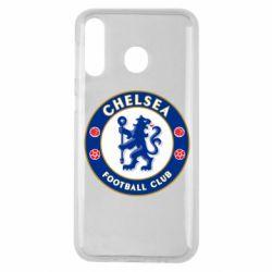 Чехол для Samsung M30 FC Chelsea
