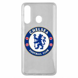 Чехол для Samsung M40 FC Chelsea