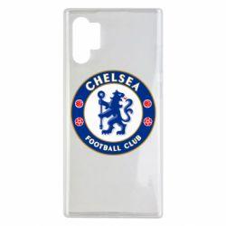 Чехол для Samsung Note 10 Plus FC Chelsea