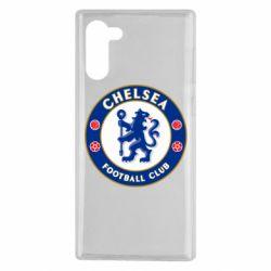 Чехол для Samsung Note 10 FC Chelsea