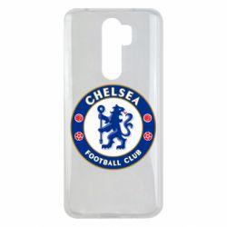 Чехол для Xiaomi Redmi Note 8 Pro FC Chelsea