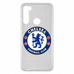 Чехол для Xiaomi Redmi Note 8 FC Chelsea