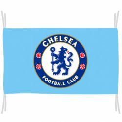 Флаг FC Chelsea