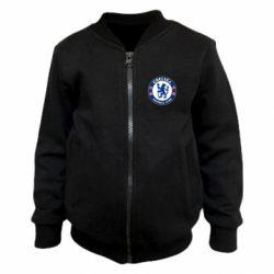Детский бомбер FC Chelsea
