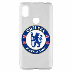 Чехол для Xiaomi Redmi S2 FC Chelsea