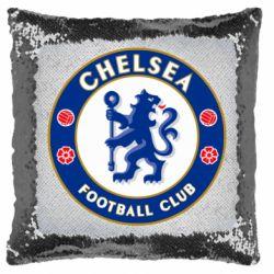 Подушка-хамелеон FC Chelsea