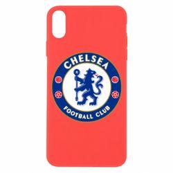 Чехол для iPhone X/Xs FC Chelsea
