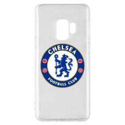 Чехол для Samsung S9 FC Chelsea