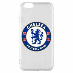 Чехол для iPhone 6/6S FC Chelsea
