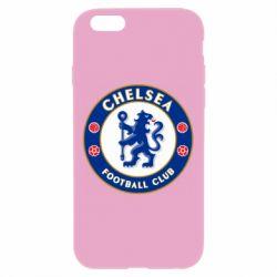 Чехол для iPhone 6 Plus/6S Plus FC Chelsea