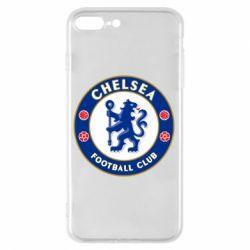 Чехол для iPhone 8 Plus FC Chelsea