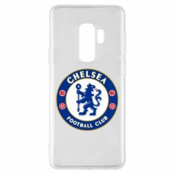 Чехол для Samsung S9+ FC Chelsea