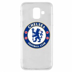 Чехол для Samsung A6 2018 FC Chelsea