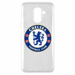 Чехол для Samsung A6+ 2018 FC Chelsea