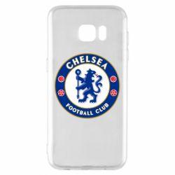 Чехол для Samsung S7 EDGE FC Chelsea