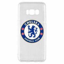 Чехол для Samsung S8 FC Chelsea