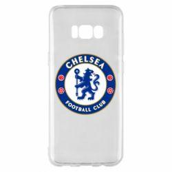 Чехол для Samsung S8+ FC Chelsea
