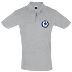 Футболка Поло FC Chelsea - FatLine