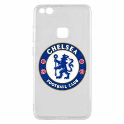 Купить Челси (Chelsea), Чехол для Huawei P10 Lite FC Chelsea, FatLine