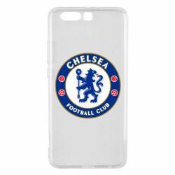 Купить Челси (Chelsea), Чехол для Huawei P10 Plus FC Chelsea, FatLine