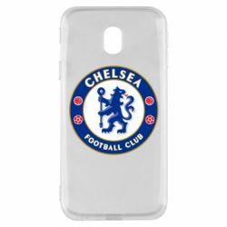 Чехол для Samsung J3 2017 FC Chelsea