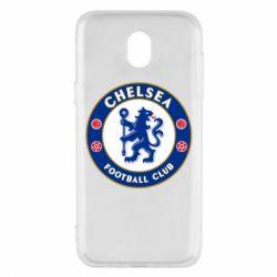 Чехол для Samsung J5 2017 FC Chelsea