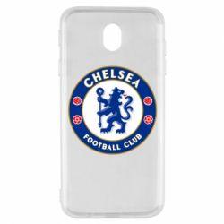 Чехол для Samsung J7 2017 FC Chelsea