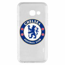 Чехол для Samsung A3 2017 FC Chelsea