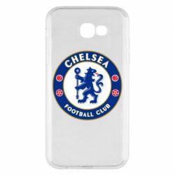 Чехол для Samsung A7 2017 FC Chelsea