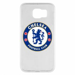 Чехол для Samsung S6 FC Chelsea