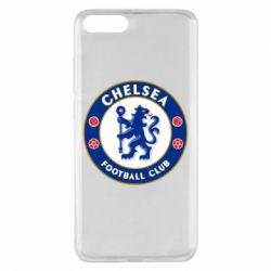 Чехол для Xiaomi Mi Note 3 FC Chelsea