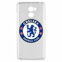 Чехол для Xiaomi Redmi 4 FC Chelsea