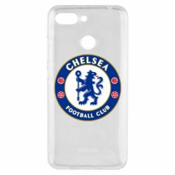 Чехол для Xiaomi Redmi 6 FC Chelsea