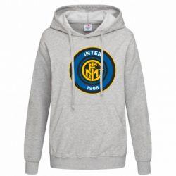 Женская толстовка FC Inter - FatLine