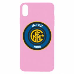 Чехол для iPhone Xs Max FC Inter