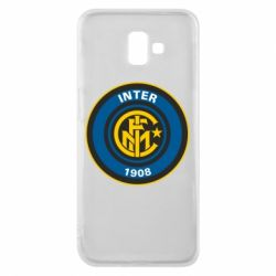 Чехол для Samsung J6 Plus 2018 FC Inter